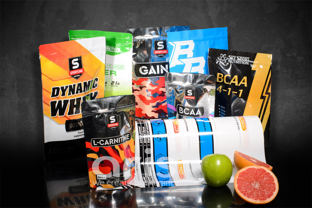 Sport nutrition packaging 1