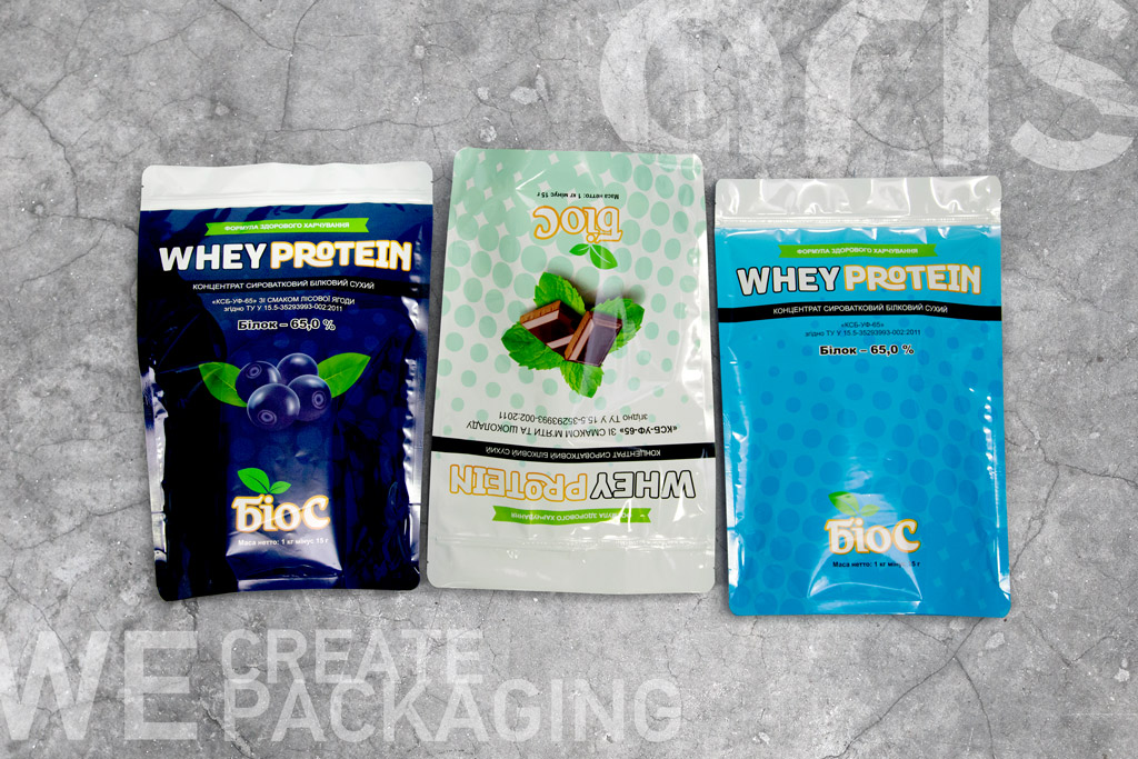 Sport nutrition packaging 3