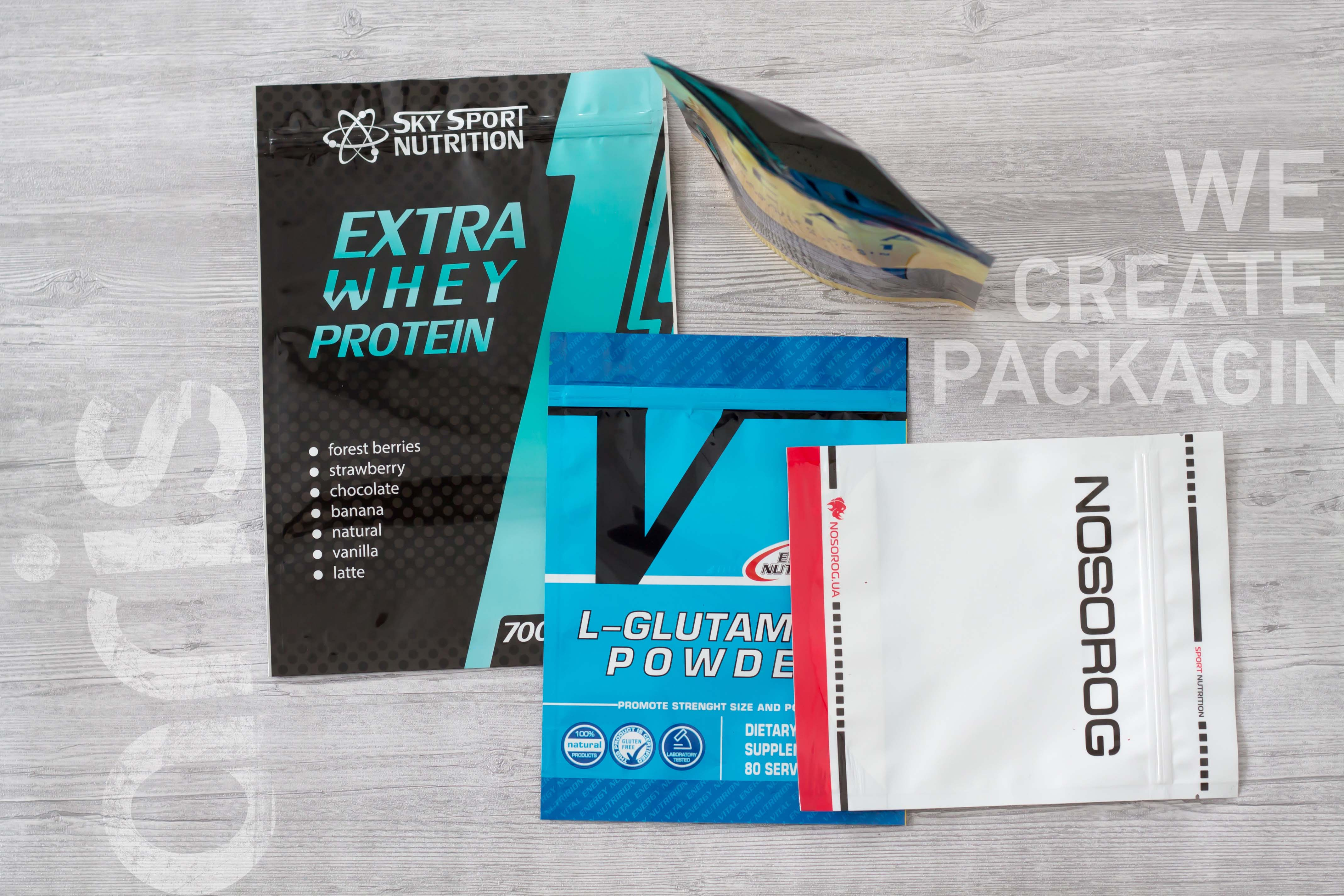 Sport nutrition packaging 4